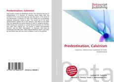 Couverture de Predestination, Calvinism