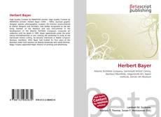 Bookcover of Herbert Bayer