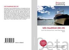 USS Stadtfeld (DE-29) kitap kapağı