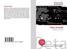 Bookcover of Raja Jemaah