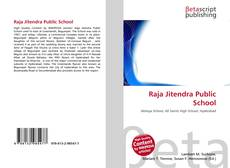 Buchcover von Raja Jitendra Public School