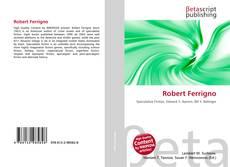 Bookcover of Robert Ferrigno