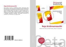 Bookcover of Raja Krishnamoorthi