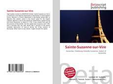 Bookcover of Sainte-Suzanne-sur-Vire