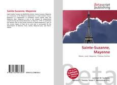 Bookcover of Sainte-Suzanne, Mayenne