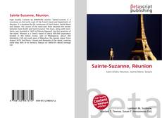 Bookcover of Sainte-Suzanne, Réunion