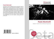 Capa do livro de Paolo Martinelli
