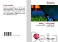 Bookcover of Wang Chengzong