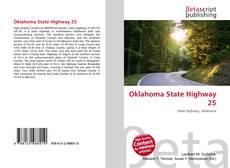 Обложка Oklahoma State Highway 25