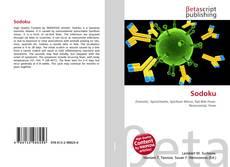 Bookcover of Sodoku