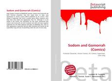 Bookcover of Sodom and Gomorrah (Comics)