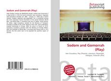 Bookcover of Sodom and Gomorrah (Play)