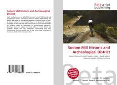 Borítókép a  Sodom Mill Historic and Archeological District - hoz
