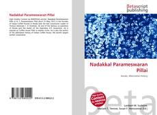 Bookcover of Nadakkal Parameswaran Pillai