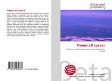 Обложка Preemraff Lysekil