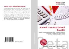 Copertina di Harold Scott MacDonald Coxeter