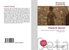 Bookcover of Preeta D. Bansal