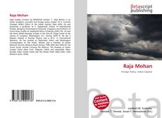 Bookcover of Raja Mohan