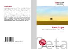 Portada del libro de Preeti Sagar