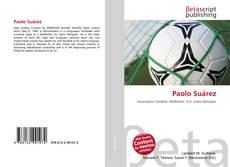 Bookcover of Paolo Suárez