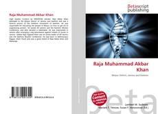Bookcover of Raja Muhammad Akbar Khan