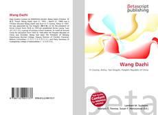 Bookcover of Wang Dazhi