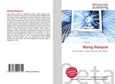 Capa do livro de Wang Xiaoyun