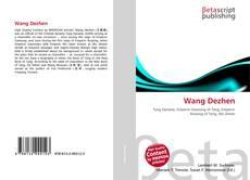 Wang Dezhen kitap kapağı