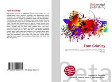 Buchcover von Tom Grimley