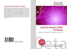 Bookcover of Saints & Sinners (2007 TV Series)