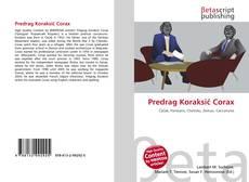 Predrag Koraksić Corax的封面
