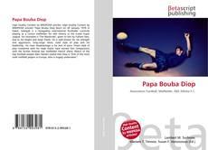 Couverture de Papa Bouba Diop