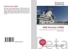 Bookcover of HMS Peruvian (1808)