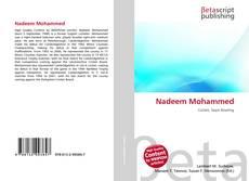 Nadeem Mohammed的封面