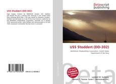 Capa do livro de USS Stoddert (DD-302)