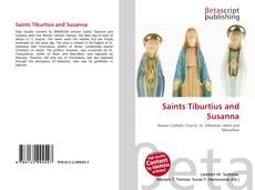 Saints Tiburtius and Susanna kitap kapağı