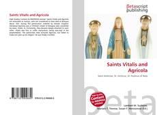 Saints Vitalis and Agricola kitap kapağı