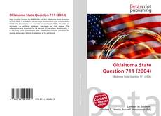 Buchcover von Oklahoma State Question 711 (2004)