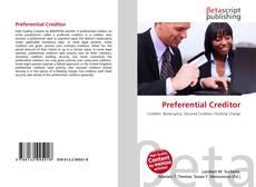 Preferential Creditor的封面