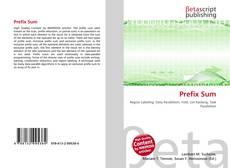 Bookcover of Prefix Sum