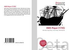 Copertina di HMS Pique (1795)