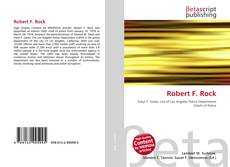 Bookcover of Robert F. Rock