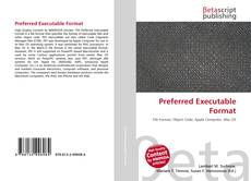 Buchcover von Preferred Executable Format