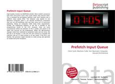 Bookcover of Prefetch Input Queue