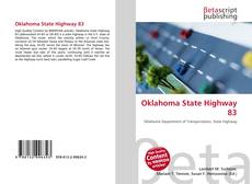Couverture de Oklahoma State Highway 83