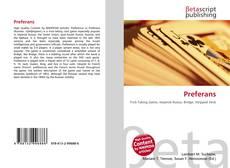 Bookcover of Preferans