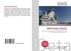 Обложка HMS Prefect (Z263)