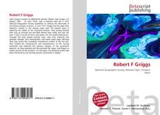Robert F Griggs的封面