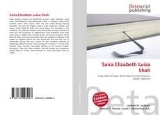 Saira Elizabeth Luiza Shah kitap kapağı