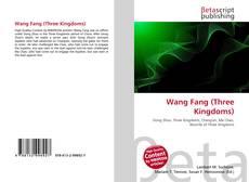 Обложка Wang Fang (Three Kingdoms)